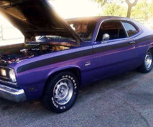 plymouth duster image