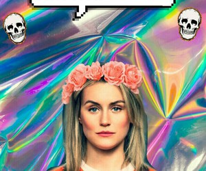 background, holographic, and taylor schilling image