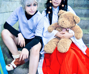 killua, anime cosplay, and alluka image
