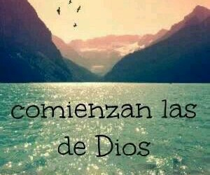 frases, dios, and motivacion image