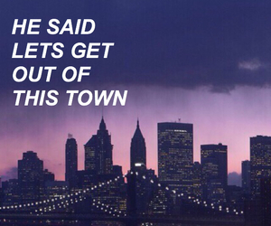 city, quotes, and Taylor Swift image