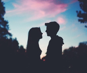 boyfriend, boy and girl, and couple image