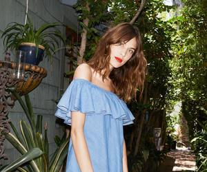 alexa chung, fashion, and dress image