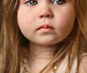 baby, child, and sad image