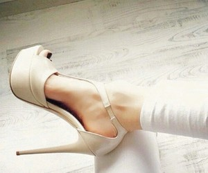 adorable, gorgeous, and high heels image