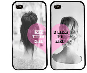 bff, blonde, and phone case image