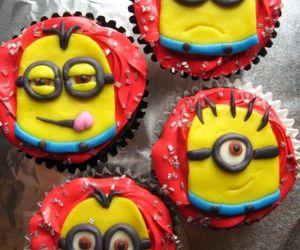 bolo, cupcake, and funny image