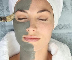 facial, relax, and relaxing image