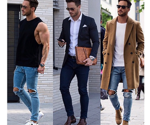 boy, man, and style image