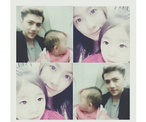 exo, hayoung, and apink image