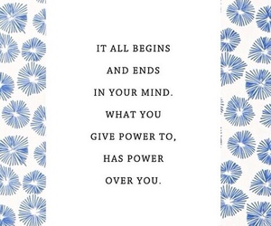 quote, power, and life image