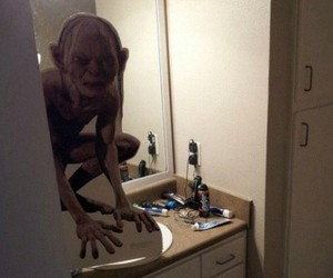 funny, prank, and lord of the rings image
