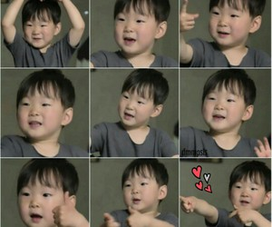 triplets, daehan, and song daehan image