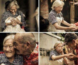 love, couple, and true love image