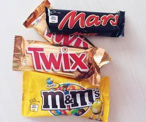 mars, Twix, and chocolate image