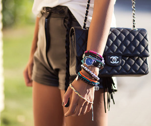 fashion, chanel, and girly image