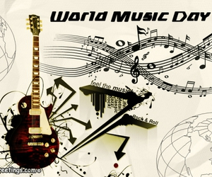 music day, world music day, and fancygreetings image