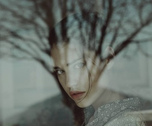 girl, photography, and portrait image