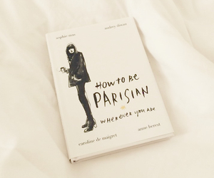 book, fashion, and france image