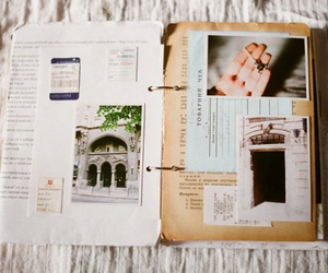 journal and travel image