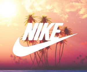 nike, sneakers, and summer image