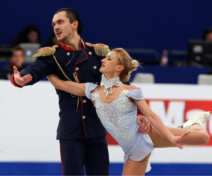 figure skating, team russia, and sochi olympics image