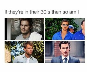 boys, Hot, and Jamie Dornan image
