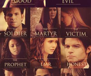 tvd, the vampire diaries, and ian somerhalder image