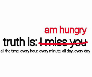 hungry, food, and funny image