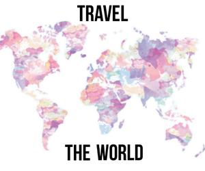 earth travel adventure image