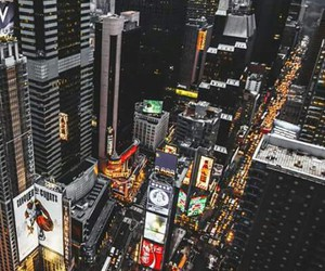 new york city and times square image