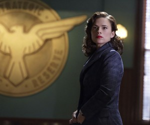 marvel universe, agent carter, and hayley atwell image