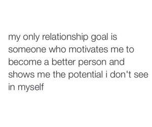 goal, motivate, and person image