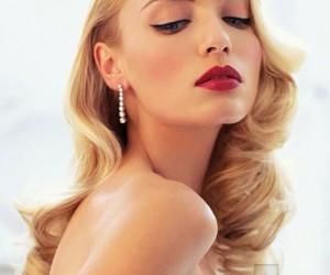 beautifull, diamonds, and hair image