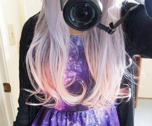 dress and galaxy image