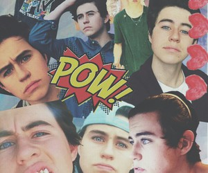 Collage, viner, and youtuber image