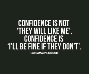 confidence, quote, and happy image