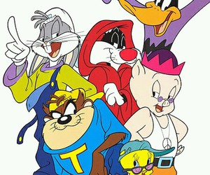 bugsbunny, cartoon, and looneytunes image