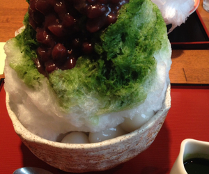 幸せ, おいしいもの, and かき氷 image