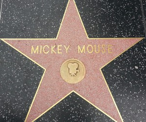 los angeles, mickey mouse, and disney image
