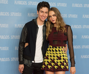 model, paper towns, and cara delevingne image
