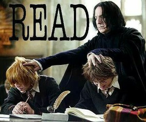 potter, read, and piton image