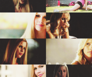 claire holt and rebekah mikaelson image