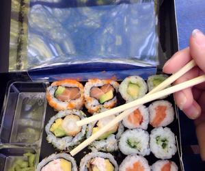 asian, bento, and food image