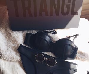 fashion, summer, and bikini image