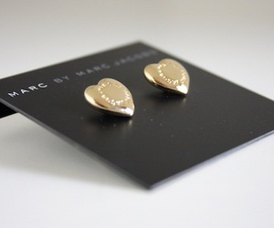 marc jacobs, earrings, and fashion image