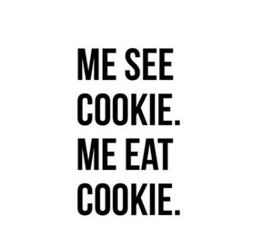 cookie, eat, and funny image
