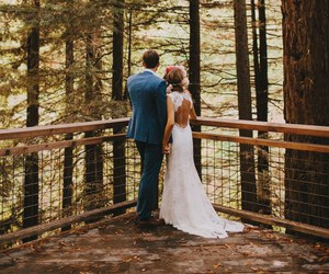 couple, wedlock, and love image