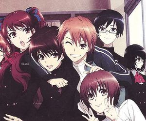 another and anime image