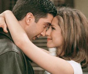 friends, couple, and Jennifer Aniston image